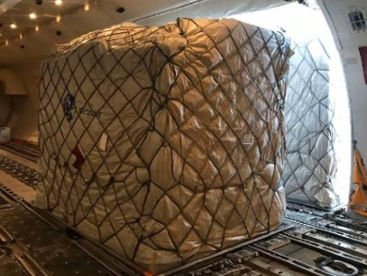 Geodis commits long term air freight capacity to Asia-Europe corridor