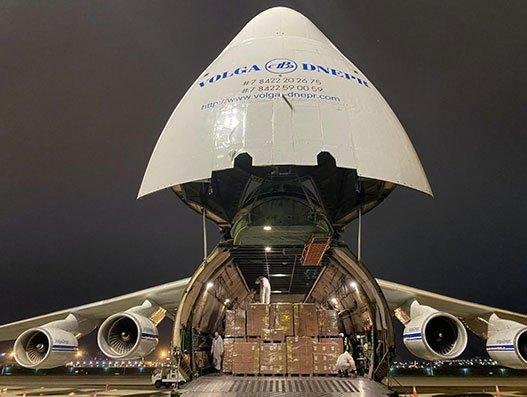 GEODIS forms China-France air bridge to supply masks
