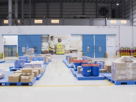 Gerry's dnata secures GDP certification for pharma handling