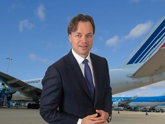 Gertjan Roelands takes over as SVP-Sales & Distribution at Air France KLM Martinair Cargo