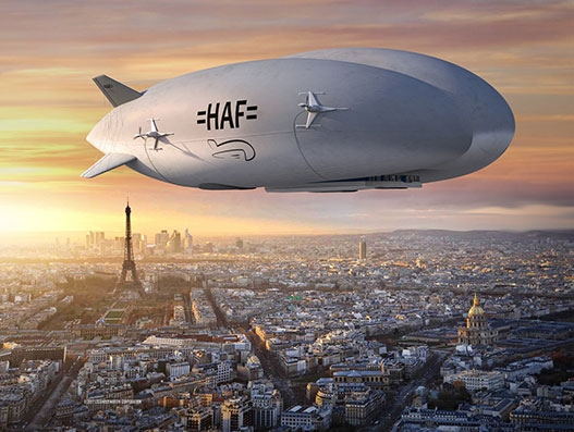 Hybrid Air Freighters signs Letter of Intent to purchase Lockheed Martin Hybrid Airships