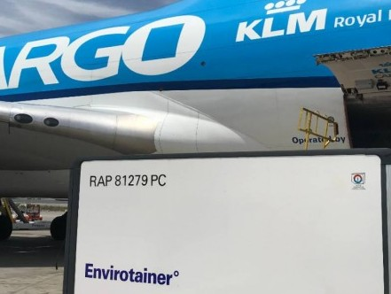 How AFKLMP Cargo is ready to distribute Covid-19 vaccines