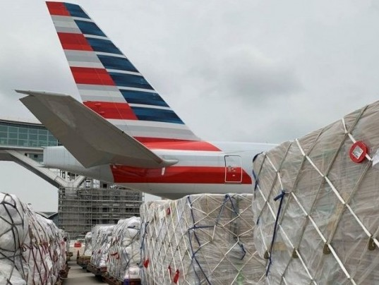 How American Airlines is helping move life-saving pharmaceuticals
