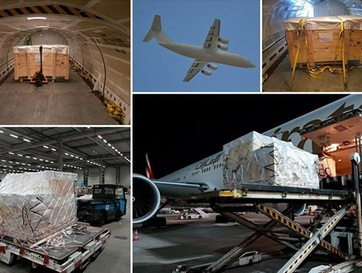 How Chapman Freeborn's global teams helped deliver time-critical cargo to Vietnam