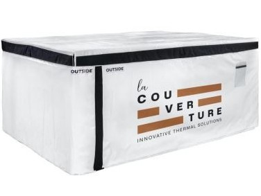 How la COUVERTURE is changing handling of temperature-sensitive shipments at airports