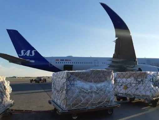 How SAS Cargo is prepared to deliver the Covid-19 vaccine