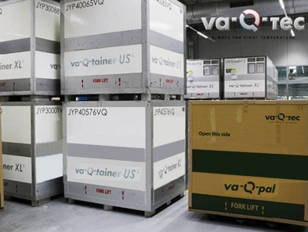 How va-Q-tec's thermal containers are helping in Covid-19 vaccine distribution