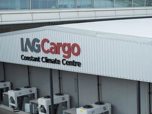 IAG Cargo launches constant climate critical product for emergency pharma shipments