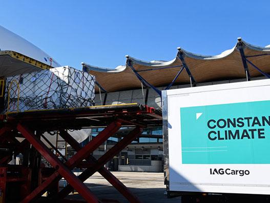 IAG Cargo reports 33% jump in Q2 revenues