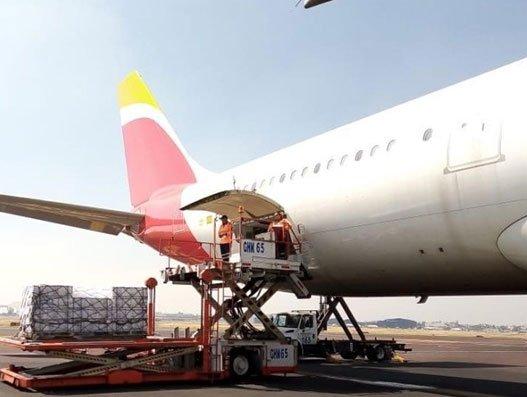 IAG's new air corridor aims medical supplies at Spain