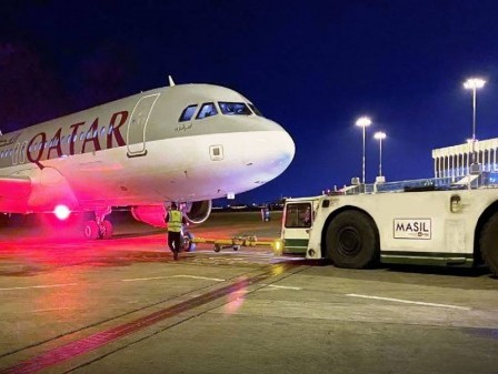 ICAA awards first international ground services operating license to Menzies' MASIL joint venture