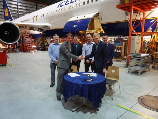 Icelandair picks B&H Worldwide to manage global AOG and urgent spares
