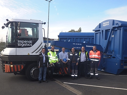 Imperial Logistics acquires new vehicles for major steel contract