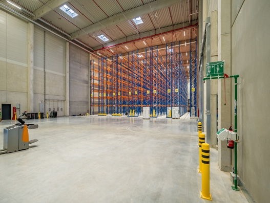 Imperial Logistics opens new hazmat storage facility