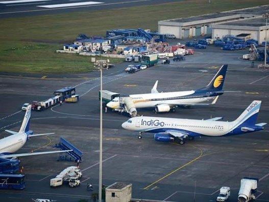 India suspends all domestic passenger flights