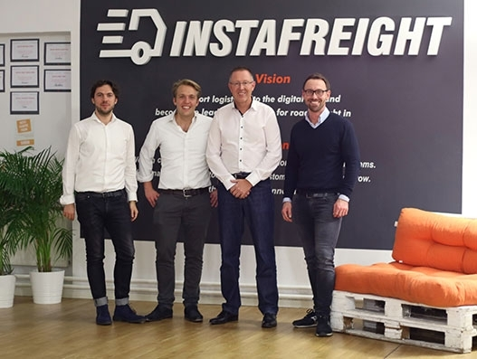 InstaFreight appoints Dirk Reich as chairman of the Board