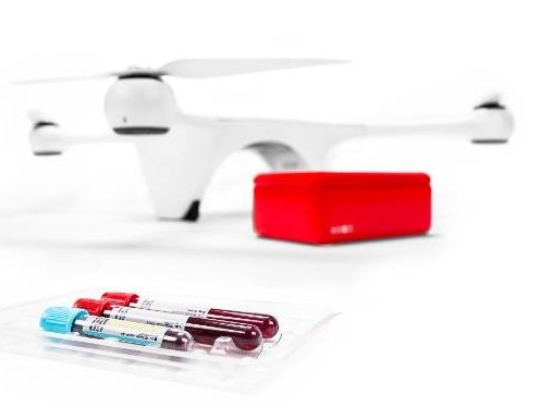 JAL and Matternet to launch drone delivery business partnership in Japan