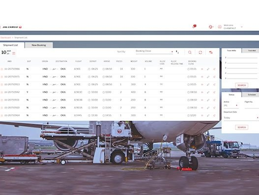 Japan Airlines goes live on CHAMP's digitalisation platform