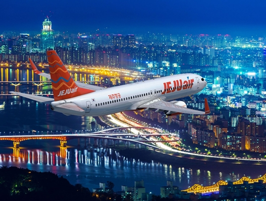 Jeju Air orders three Boeing Next-Generation 737-800s