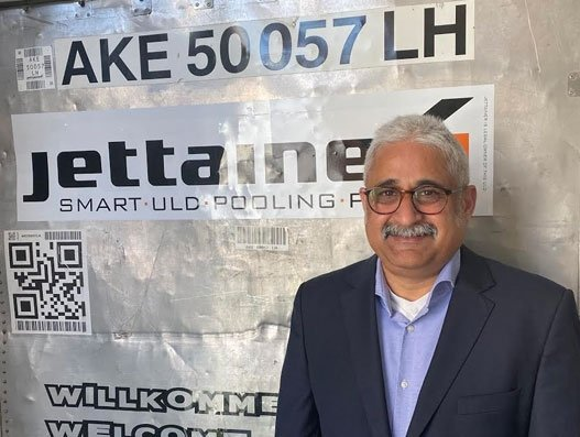 Jettainer Americas appoints new managing director