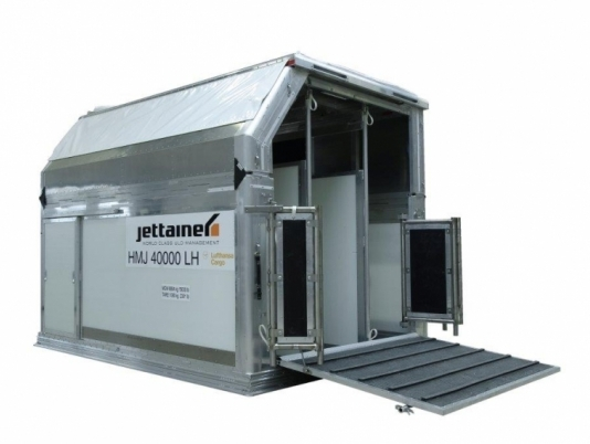 Jettainer expands leasing services to include ULDs for four-legged animals