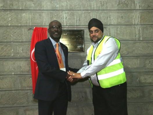 Kenya Airways launches Cargo Express Centre at Jomo Kenyatta Airport