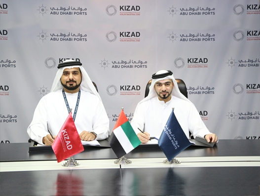 Abu Dhabi Ports and Khalidia International Shipping sign agreement to set up 3PL warehouse in KIZAD