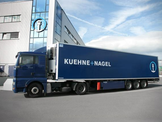 Sea freight and air freight verticals place Kuehne + Nagel on a strong pitch in Q1 2017