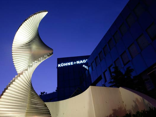 Alibaba.com teams up with Kuehne + Nagel for global logistics services