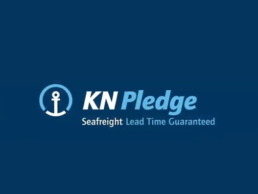 K+N launches online seafreight solution with guaranteed lead time in container shipping