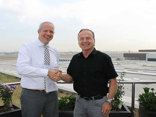 Korean Air Cargo extends contract with LUG aircargo handling until 2022