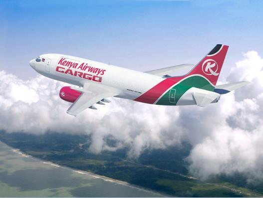 KQ Cargo exports Kenyan flowers to Australia