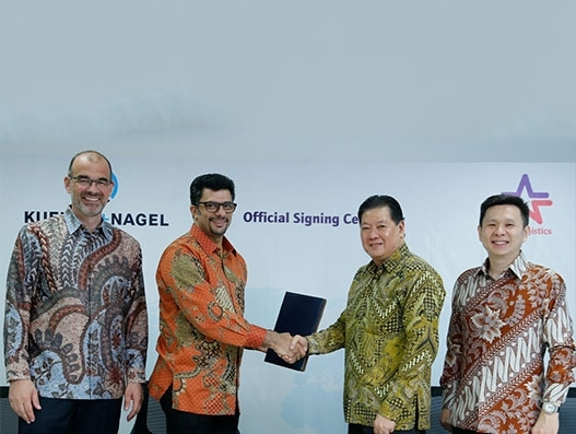 Kuehne + Nagel expands footprint in Indonesia with Wira Logistics acquisition
