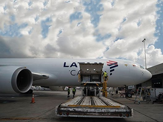 LATAM Cargo adds LA, Mexico City to its network