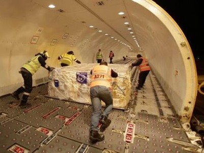 LATAM moves 680 tonnes of medical supplies under Solidary Plane