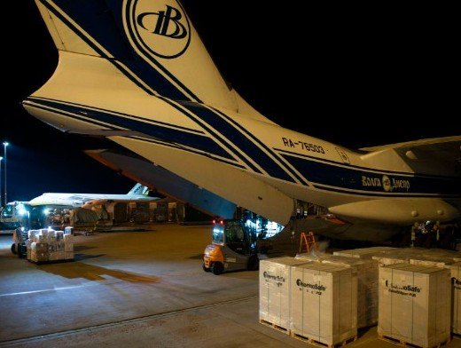 Leipzig/Halle Airport reports nearly 13% growth in August cargo volumes