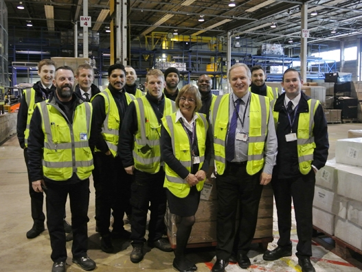American Airlines Cargo continues to break records at London Heathrow