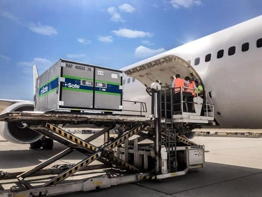 LOT Cargo inks pact for CSafe Global's pharma containers