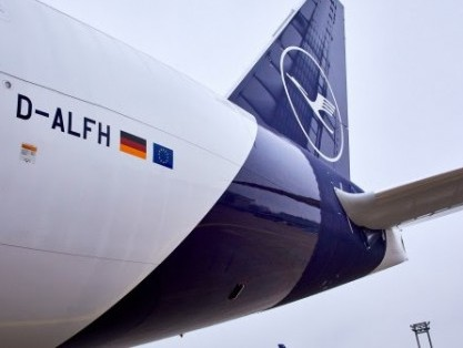 Lufthansa Cargo welcomes its eighth Boeing 777F aircraft