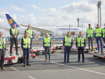 Air Cargo upswing on the horizon