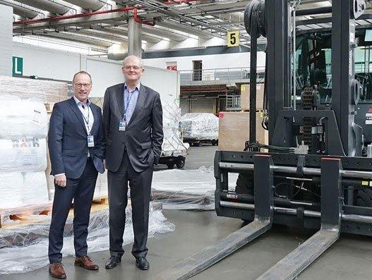 Lutz Honerla replaces Gerton Hulsman as new MD of Flughafen Düsseldorf Cargo