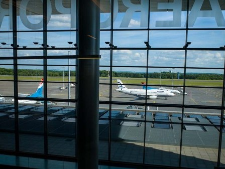 Luxembourg Airport's cargo tonnage increases by 6% in 2020