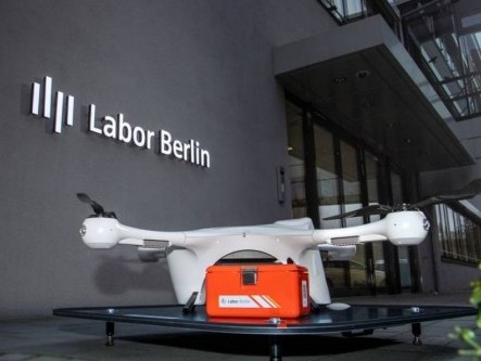 Matternet launches drone delivery operations at Labor Berlin in Germany