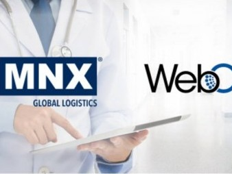 MNX Global Logistics, WebOps partner to provide solutions for medical device manufacturers