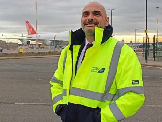 New head of cargo for UK's Doncaster Sheffield Airport