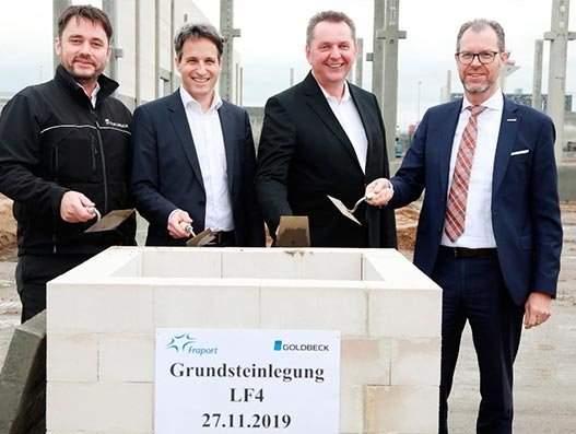 New Swissport Air Cargo Warehouse to be completed by Q3 2020