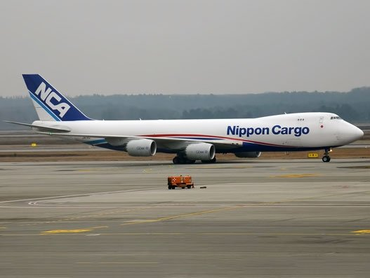 Nippon Cargo Airlines plans Taipei service in 2020