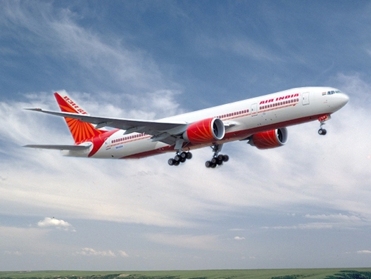 Air India launches non-stop flight to Washington