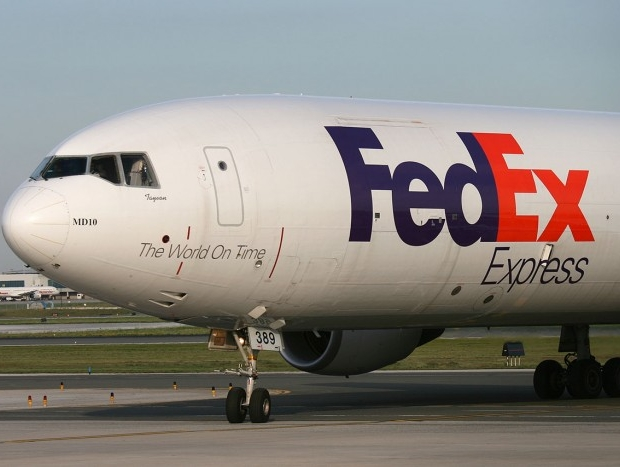 NotPetya cyber attack on TNT and Harvey damage Q1 earnings for FedEx