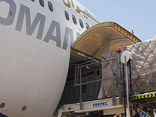 Oman Air Cargo partners with ECS for sales in Benelux